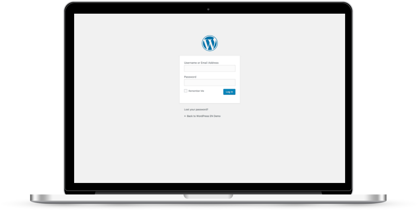 WordPress Login for Editors